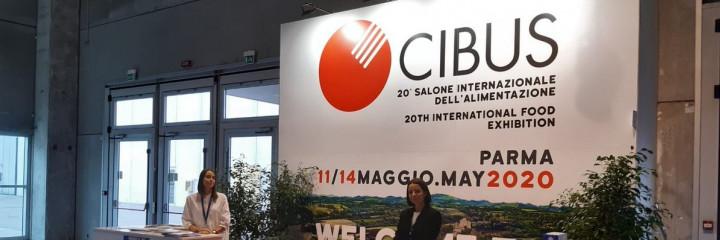 Международная выставка Cibus 2020