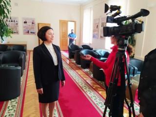 Директор Новгородского центра поддержки экспорта выступила с докладом на заседании Совета по улучшению инвестиционного климата Новгородской области